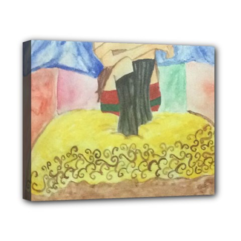 Lunacy Of Spirit Canvas 10  X 8  by artsystorebytandeep