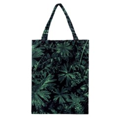 Dark Flora Photo Classic Tote Bag by dflcprints
