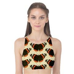 Butterfly Butterflies Insects Tank Bikini Top by Amaryn4rt