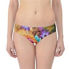 Flowers Artwork Art Digital Art Hipster Bikini Bottoms