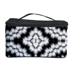 Pattern Tile Seamless Design Cosmetic Storage Case by Amaryn4rt