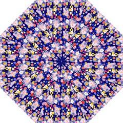 Season Flower Arrangements Purple Straight Umbrellas by Alisyart