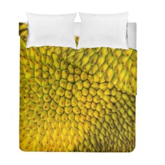 Jack Shell Jack Fruit Close Duvet Cover Double Side (full/ Double Size) by Amaryn4rt