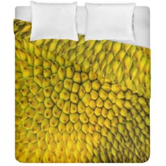 Jack Shell Jack Fruit Close Duvet Cover Double Side (california King Size)