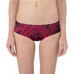 Roses Flowers Red Forest Bloom Classic Bikini Bottoms