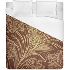 Beautiful Patterns Vector Duvet Cover (california King Size)