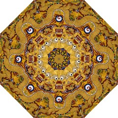 Chinese Dragon Pattern Golf Umbrellas by Amaryn4rt