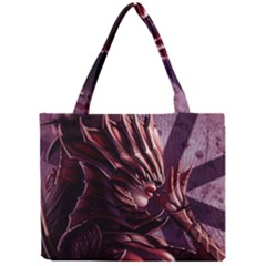 Fantasy Art Legend Of The Five Rings Steve Argyle Fantasy Girls Mini Tote Bag by Onesevenart