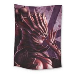 Fantasy Art Legend Of The Five Rings Steve Argyle Fantasy Girls Medium Tapestry by Onesevenart