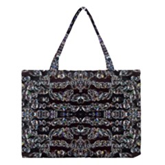 Black Diamonds Medium Tote Bag by boho