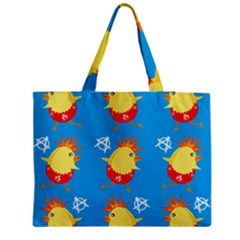 Easter Chick Medium Tote Bag by boho