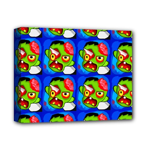Zombies Deluxe Canvas 14  X 11  by boho