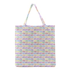 Bicycles Grocery Tote Bag by boho