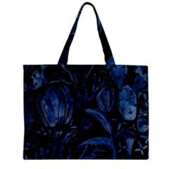 Art And Light Dorothy Zipper Mini Tote Bag by Onesevenart