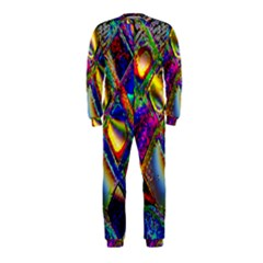 Abstract Digital Art Onepiece Jumpsuit (kids) by Onesevenart