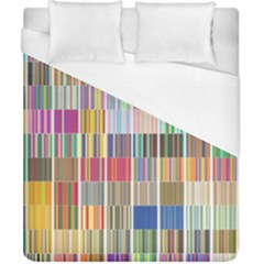 Overlays Graphicxtras Patterns Duvet Cover (california King Size) by Simbadda