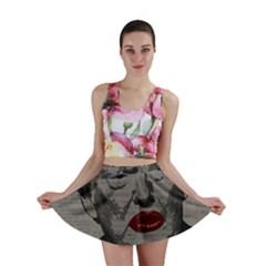 Transgender President    Mini Skirt by Valentinaart