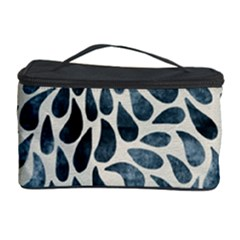 Abstract Flower Petals Floral Cosmetic Storage Case by Simbadda