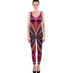 3d Abstract Ring Onepiece Catsuit by Simbadda