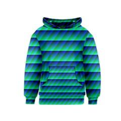 Background Texture Structure Color Kids  Pullover Hoodie by Simbadda
