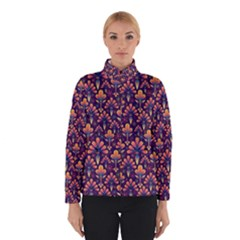 Abstract Background Floral Pattern Winterwear by Simbadda