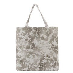 Wall Rock Pattern Structure Dirty Grocery Tote Bag by Simbadda