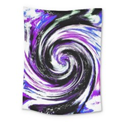 Canvas Acrylic Digital Design Medium Tapestry by Simbadda