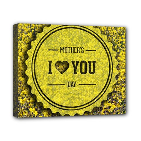 Happy Mother Day Canvas 10  X 8  by Simbadda