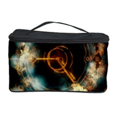 Science Fiction Energy Background Cosmetic Storage Case by Simbadda