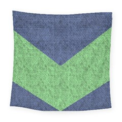Arrow Texture Background Pattern Square Tapestry (large) by Onesevenart