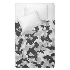 Camouflage Tarn Texture Pattern Duvet Cover Double Side (single Size) by Onesevenart