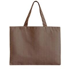 Pattern Background Stripes Karos Zipper Mini Tote Bag by Onesevenart