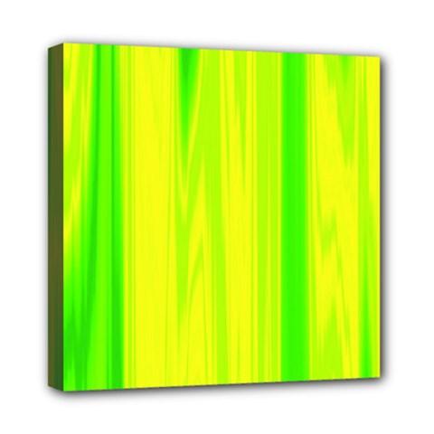Shading Pattern Symphony Mini Canvas 8  X 8  by Onesevenart