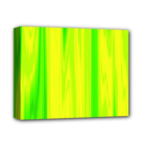 Shading Pattern Symphony Deluxe Canvas 14  X 11  by Onesevenart