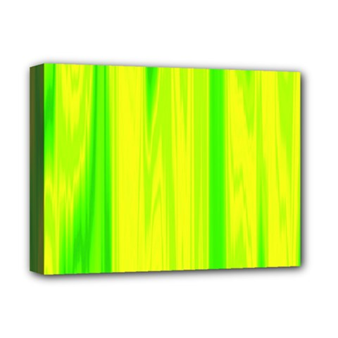Shading Pattern Symphony Deluxe Canvas 16  X 12   by Onesevenart