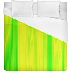 Shading Pattern Symphony Duvet Cover (king Size) by Onesevenart