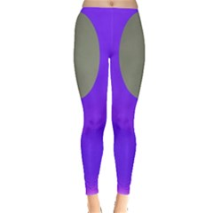 Ceiling Color Magenta Blue Lights Gray Green Purple Oculus Main Moon Light Night Wave Leggings  by Alisyart