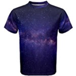 Space T-shirt - Men s Cotton Tee