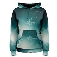 Astronaut Space Travel Gravity Women s Pullover Hoodie by Simbadda