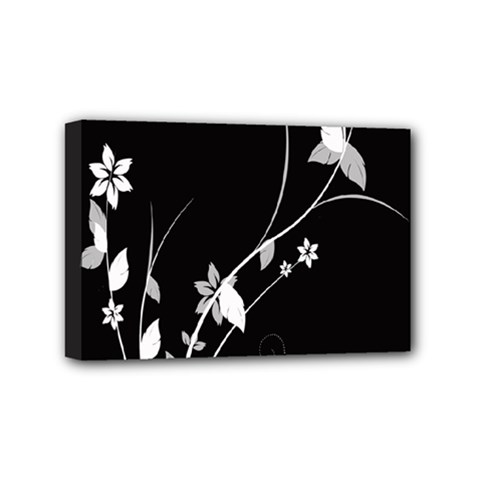 Plant Flora Flowers Composition Mini Canvas 6  X 4  by Simbadda