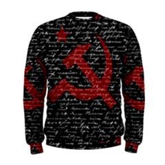 Communism  Men s Sweatshirt by Valentinaart