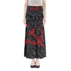 Communism  Maxi Skirts by Valentinaart