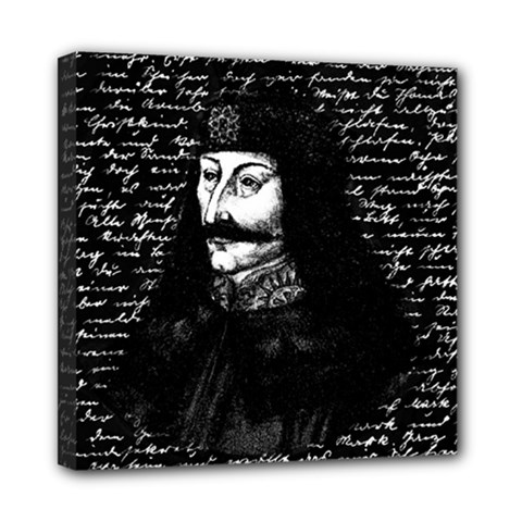 Count Vlad Dracula Mini Canvas 8  X 8  by Valentinaart