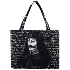 Count Vlad Dracula Mini Tote Bag by Valentinaart