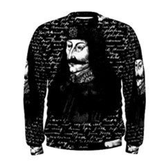Count Vlad Dracula Men s Sweatshirt by Valentinaart