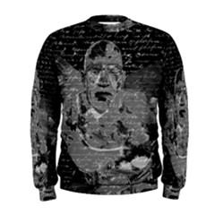 Angel  Men s Sweatshirt by Valentinaart