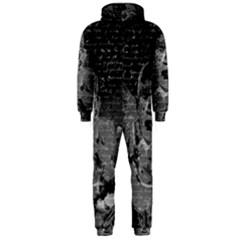 Angel  Hooded Jumpsuit (men)  by Valentinaart