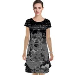 Angel  Cap Sleeve Nightdress by Valentinaart