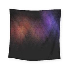 Point Light Luster Surface Square Tapestry (small) by Simbadda
