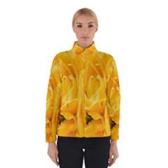 Yellow Neon Flowers Winterwear by Simbadda